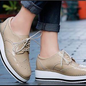 Chic Flatform Shoes